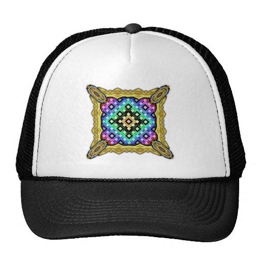 Diamante Gorras De Camionero