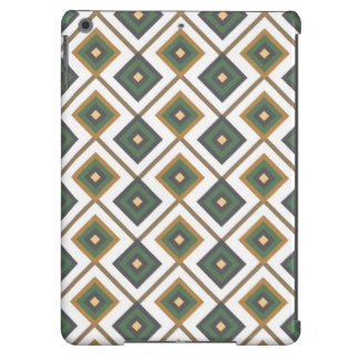 Diamante in green cover for iPad air