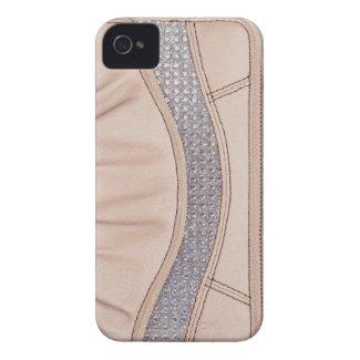 Diamante leather Diary Case v2 Iphone 4 Case-mate Cases