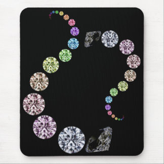 Diamante Mouse Pad