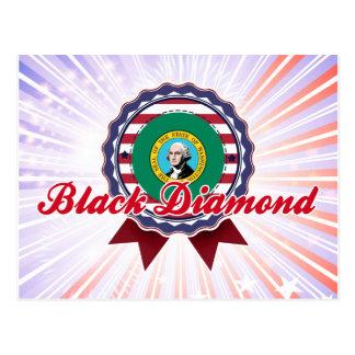 Diamante negro WA Postal