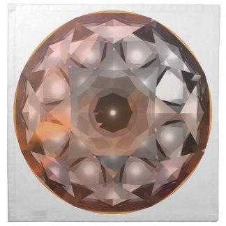 diamante servilleta