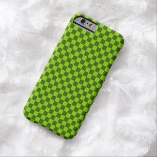 Diamante-Tablero de damas verde de la combinación