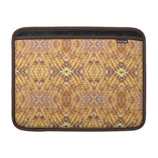 """Diamante texturizado 13"""" del oro funda  MacBook"""