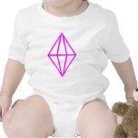 Diamante Traje De Bebé