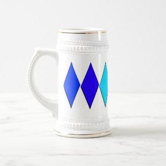 Diamantes 5 tazas de café