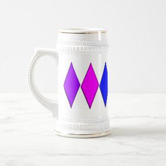 Diamantes 6 taza de café
