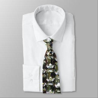 Diamantes artificiales corbata personalizada