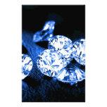 Diamantes azules  papeleria