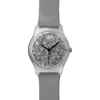 diamantes del brillo reloj