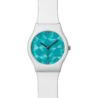 Diamantes del satén de los mediados de siglo - relojes de mano