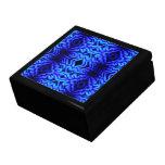 Diamantes etéreos (lapislázuli) cajas de recuerdo