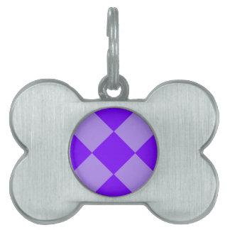 Diamantes Placas De Mascota