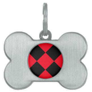Diamantes Placas Mascota