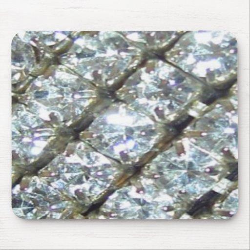 Diamantes Mousepad Tapete De Ratones
