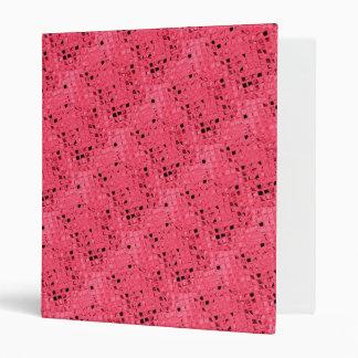 Diamantes rojos de rubíes metálicos brillantes de