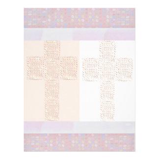 Diamantes santos de la cruz n: Diseño gráfico Membrete
