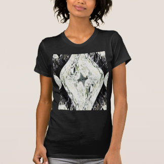 Diamantes y Lace.JPG blanco Camiseta