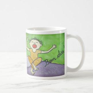¡Diámetro de Bom! Taza De Café