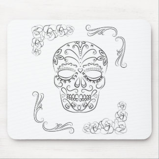 Diámetro de los muertos mouse pads