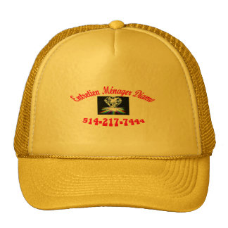 Diamo Domestic Maintenance Trucker Hat
