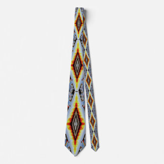 Diamond Ablaze Neck Tie