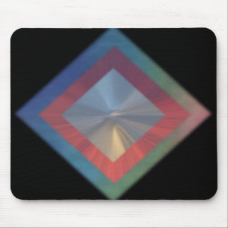 Diamond Abstract Mouse Pads