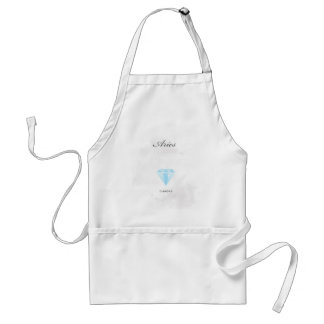 Diamond Adult Apron