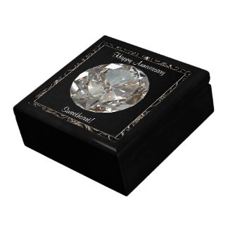 Diamond Anniversary Gift Box