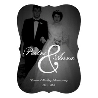 Diamond Anniversary with Vintage Me Bracket Edge Cards