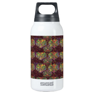 Diamond Art pattern TEMPLATE add TEXT GREETINGS 10 Oz Insulated SIGG Thermos Water Bottle