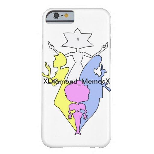diamond authority phone case