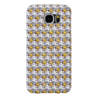 Diamond Background Samsung Galaxy S6 Case