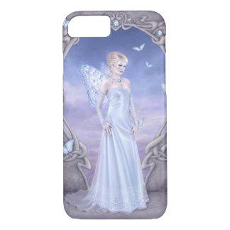 Diamond Birthstone Butterfly Fairy iPhone 8/7 Case
