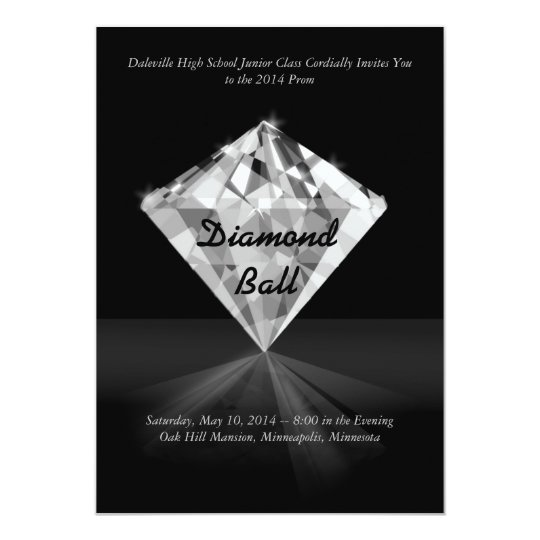 Prom Invitations Announcements – Prom Invitation Templates