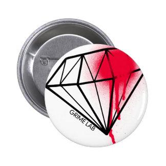 Diamond blood button