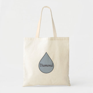 Diamond breastfeeding award bag. 2 years tote bag