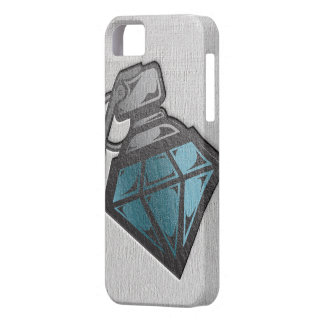 Diamond Can Grenade iPhone 5 Cover