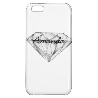 Diamond Case For iPhone 5C
