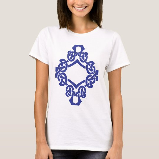 Diamond Celtic Knotwork T-Shirt