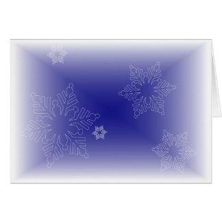 Diamond Christmas Card