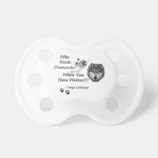 Diamond Collection Pacifier