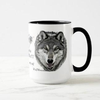 Diamond Collection Ringer Coffee Mug