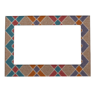 Diamond Connection Magnetic Photo Frame