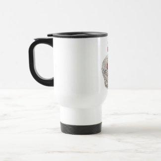 Diamond Crown Coffee Mugs