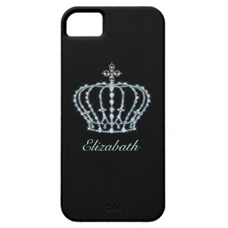 Diamond Crown iPhone SE/5/5s Case