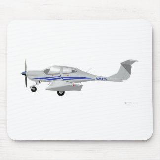 Diamond DA-40 Mouse Pad