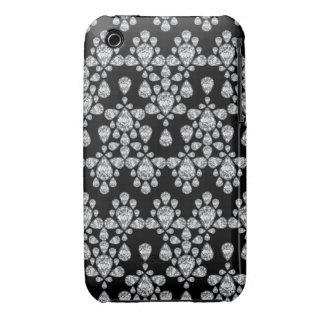 Diamond Damask Case-Mate iPhone 3 Case