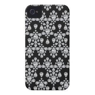 Diamond Damask Case-Mate iPhone 4 Case