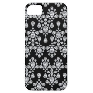 Diamond Damask iPhone SE/5/5s Case